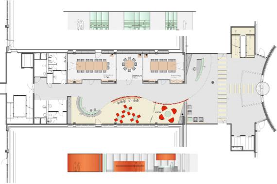 Innenarchitekten gastronomie klaus architekten for Gastronomie architektur